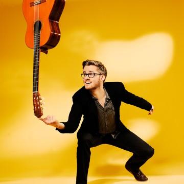 Gitarrist Sönke Meinen 2013